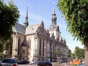 St. Marien in Wolfenbüttel