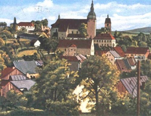 Familie Unger aus Schlaggenwald in Böhmen