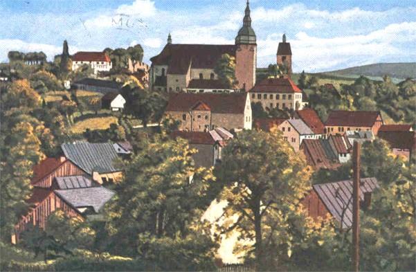 Schlaggenwald, Horní Slavkov
