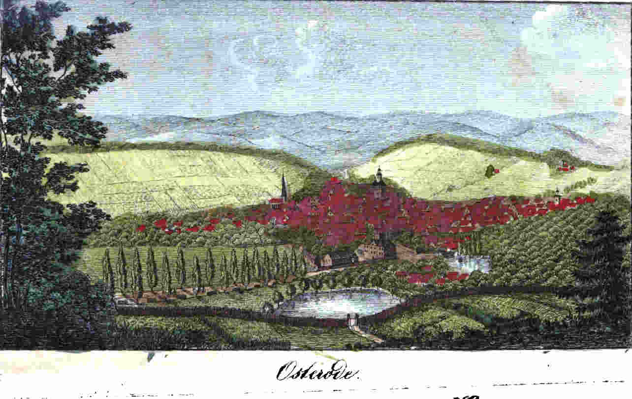 Osterode am Harz 1832